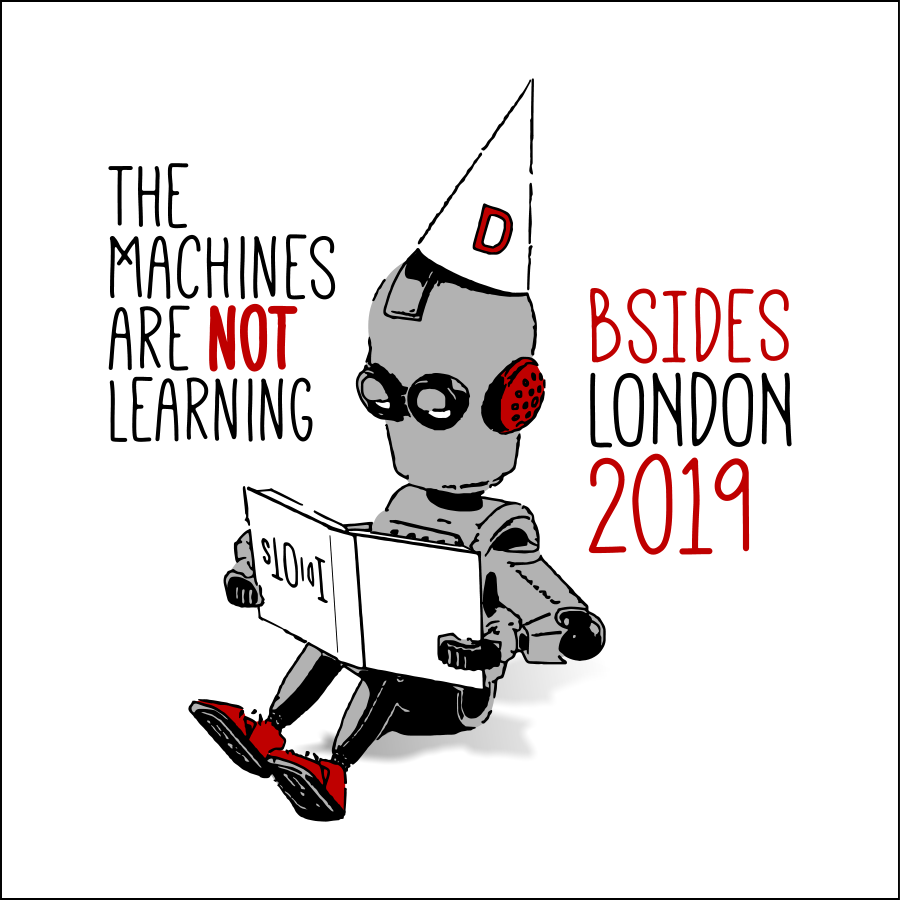 Official BSides London 2019 Logo